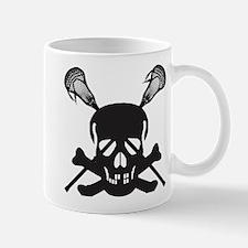 Skullz Lax Mug