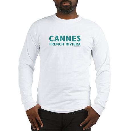Cannes FR - Long Sleeve T-Shirt