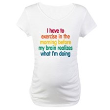 Early Morning Exercise Shirt