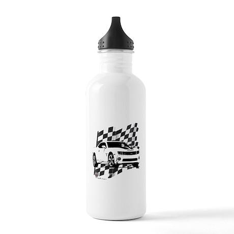 2010 Camaro Stainless Water Bottle 1.0L