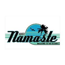 Namaste Dharma LOST 35x21 Wall Peel