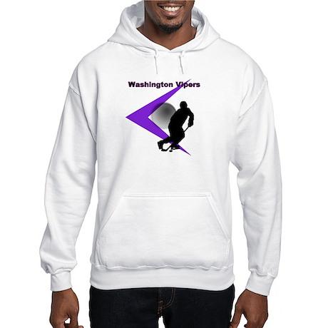 Viper V logo Hooded Sweatshirt