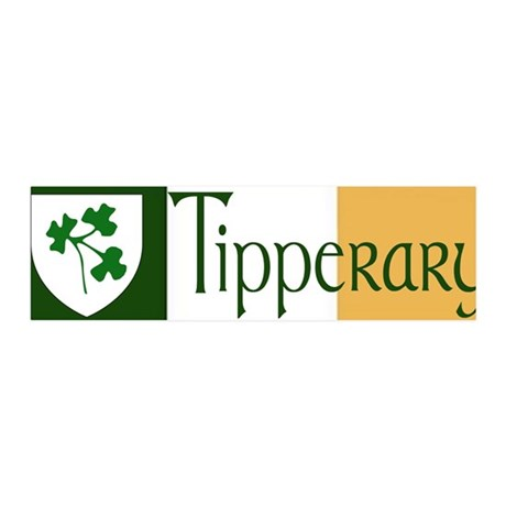 County Tipperary 36x11 Wall Peel