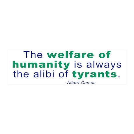 Albert Camus 36x11 Wall Peel