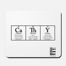 Ca Th Y Transparent Mousepad