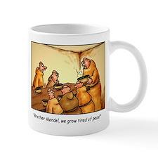 Mendel's Peas Mug