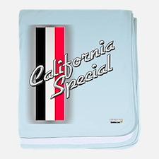 California Special baby blanket