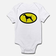 Irish Terrier Infant Creeper