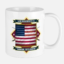 54th Massachusetts Mug