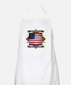 54th Massachusetts Apron
