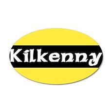 Kilkenny 20x12 Oval Wall Peel