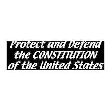Constitutional Oath (36x11 Wall Peel)
