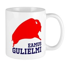 Gulielmi (Bills) cum Pictura Mug