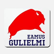 Gulielmi (Bills) cum Pictura Mousepad
