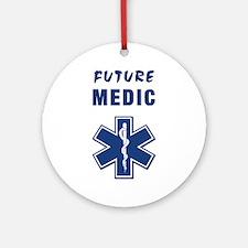 Future Medic Ornament (Round)