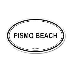 Pismo Beach oval 20x12 Oval Wall Peel