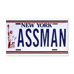 Assman 20x12 Wall Peel