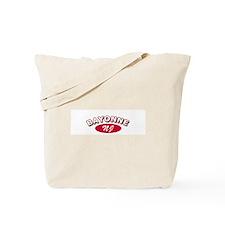 Bayonne, NJ Tote Bag
