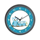 Blue owl Basic Clocks