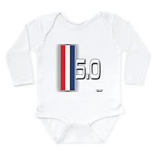 5.0RWB LX Long Sleeve Infant Bodysuit