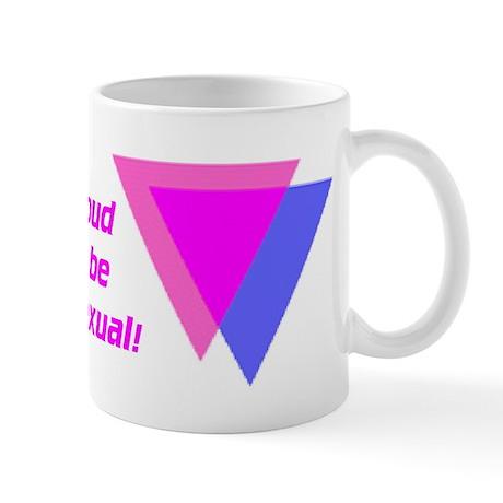 """""""Proud Bi-Sexual"""" Mug"""