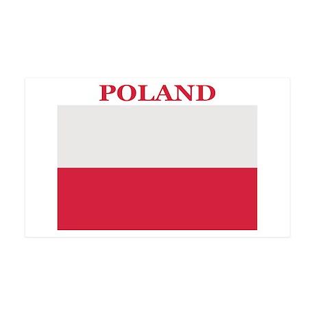 Poland Products 35x21 Wall Peel