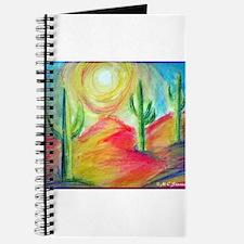 Desert, Bright, Journal