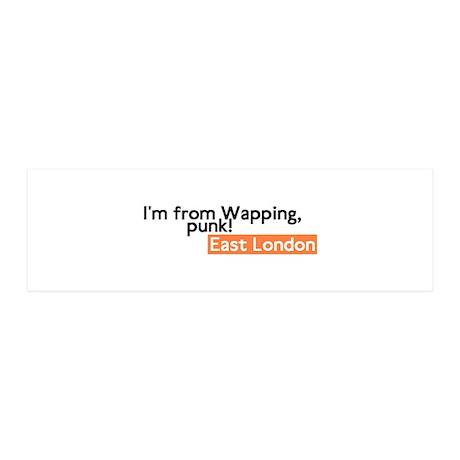 Wapping 36x11 Wall Peel
