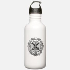 Confederate States Navy Water Bottle