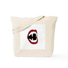 Bite Me! - Fangs Tote Bag