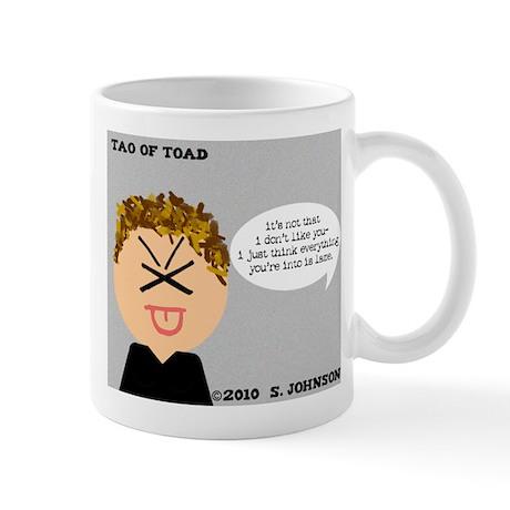 """""""lame"""" mug"""