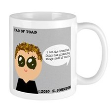breakfast fairy mug
