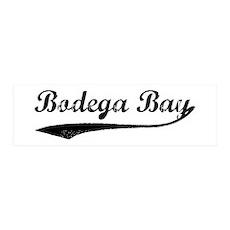 Bodega Bay - Vintage 36x11 Wall Peel