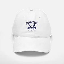 Rowing Dad Baseball Baseball Cap