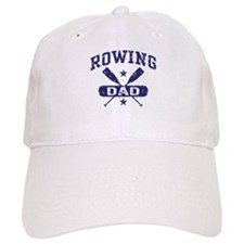 Rowing Dad Baseball Cap