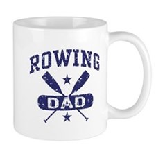 Rowing Dad Mug