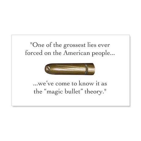 Magic Bullet 20x12 Wall Peel