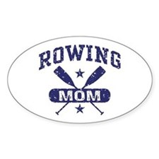 Rowing Mom Decal