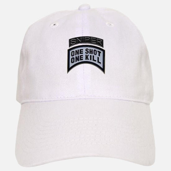 Sniper: One Shot/One Kill Baseball Baseball Cap