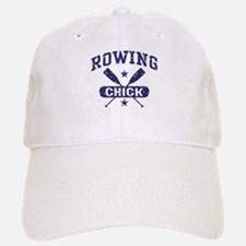 Rowing Chick Cap