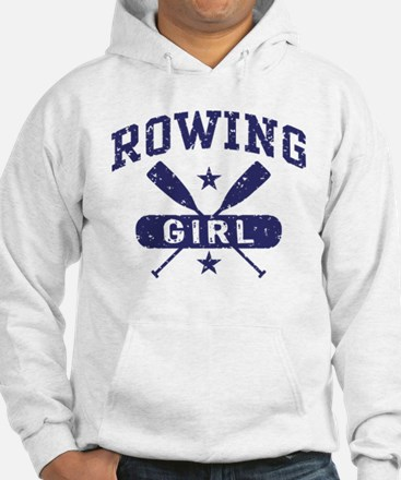 Rowing Girl Jumper Hoody