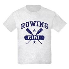 Rowing Girl T-Shirt