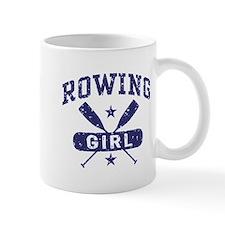 Rowing Girl Small Small Mug