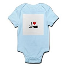 I * Davon Infant Creeper