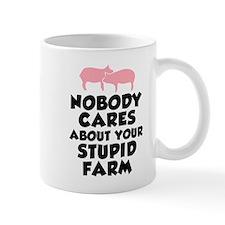 Stupid Farm - Pigs Mug