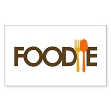 Foodie Decal