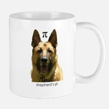 Shepherd's Pi (German Shepherd's Pie) Mug