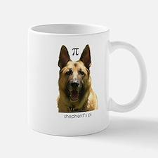 Shepherd's Pi (German Shepherd's Pie) Mug
