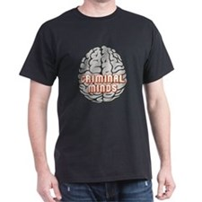 Criminal Minds Brain T-Shirt