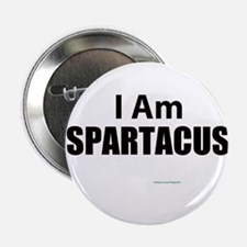 """I am Spatacus 2.25"""" Button (100 pack)"""